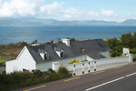 House with view over Dingle Peninsula