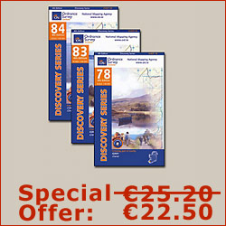 Kerry Way Map Bundle Special Offer