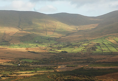 Been Hill to Teermoyle Mountain, County Kerry
