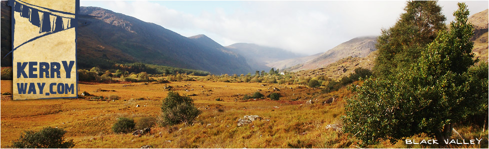 Black Valley on the Kerry Way