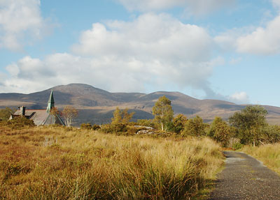 Derrycunihy Church, County Kerry