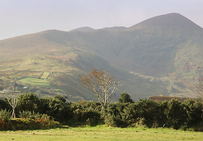 Drung Hill from Drom, County Kerry