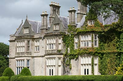 Muckross House, Killarney. County Kerry