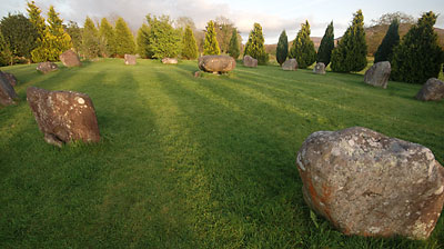 Reenagoppul Stone Circle, Kenmare, County Kerry