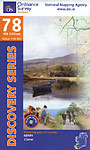 Map 78 by Ordnance Survey Ireland